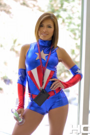 Cosplay Hook Up with Adriana Chechik