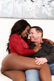 My New White Stepdaddy with John Strong and Skyler Nicole