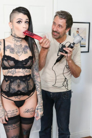 Burningangel photoshoots