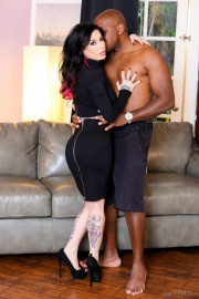 Jews Love Black Cock with Joanna Angel and Mandingo