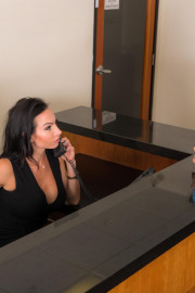 Big Tit Office Chicks with Seth Gamble and Portia Harlow