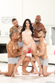 Blacked Out with Dirk Huge, Nat Turnher, Mandy Muse, Donny Sins and Eddie Jaye