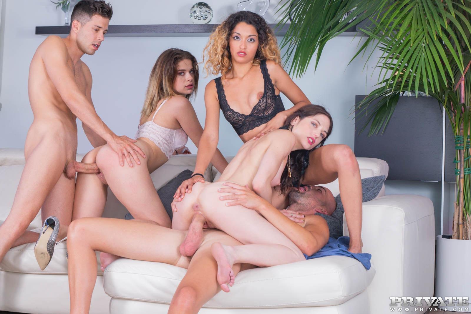 College-Girl Orgies