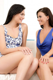 Her First MILF with Leanne Lace and Vicky Love