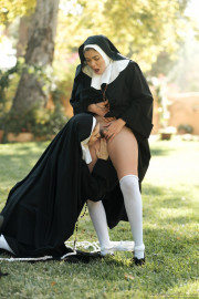 Confessions of a Sinful Nun 2 with Cassidy Banks and Lena Paul