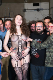 Sofia Curly First BDSM And Bondage Experience with Sofia Curly and Emilio Ardana