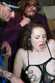 Sofia Curly First BDSM And Bondage Experience 6 of 20