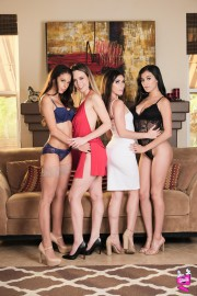 Women Seeking Women with Jade Nile and Eva Long