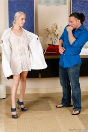Through My Wet Clothes with Cadence Lux and T Stone