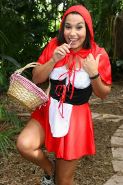 Tiny Red Riding Hood with Penny Nichols