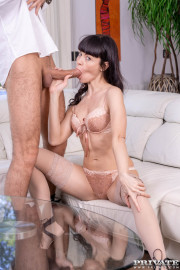 Sasha Colibri debuts in Private with an anal 4 of 12